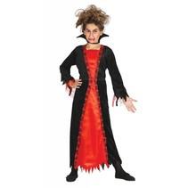 Halloween Kostuum Kind Vampier Meisje Deluxe