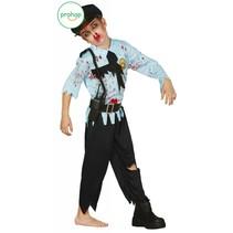 Halloween Kostuum Kind Politiepak