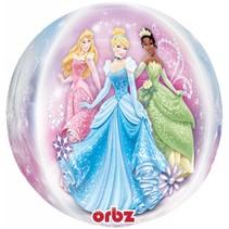 Disney prinsessen Helium Ballon Bal 40cm leeg