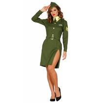 Leger Kostuum Dames Officier