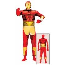 Superheld Kostuum IJzer