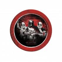 Star Wars Borden The Last Jedi 23cm 8 stuks