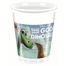 The Good Dinosaur Bekers 200ml 8 stuks
