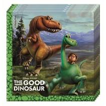 The Good Dinosaur Servetten 20 stuks