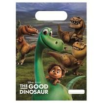 The Good Dinosaur Uitdeelzakjes 6 stuks