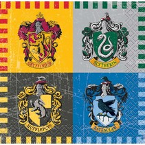 Harry Potter Servetten 16 stuks