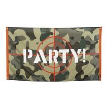 Leger Party Vlag 90 cm