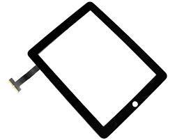 Apple iPad 1 3G: Scherm (glas en touch)