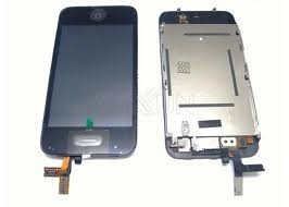 Apple iPhone 3G: Complete unit (LCD, scherm & touch)