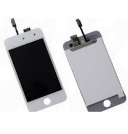 Apple iPod Touch 4: Complete unit (LCD, scherm & touch) Wit