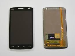 HTC HD Blackstone T8282: Originele unit (LCD, scherm & touch)