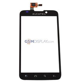 Alcatel One Touch 995: Origineel scherm (glas en touch)