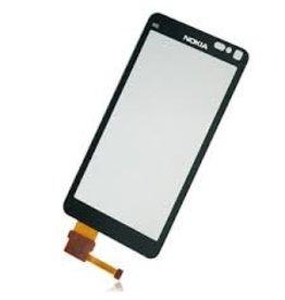 Nokia N8 | Origineel scherm (glas en touch) met frame