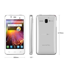 Alcatel One Touch Star 6010D: Scherm + LCD display
