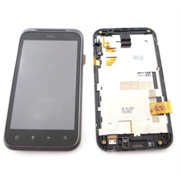 HTC Incredible S G11: Originele scherm en LCD module