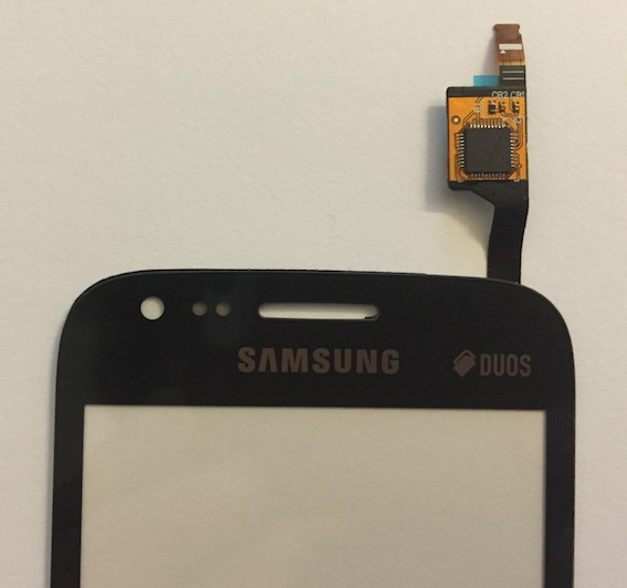 Samsung Galaxy Fame GT-S6810 | Origineel scherm, touch met Duo's logo