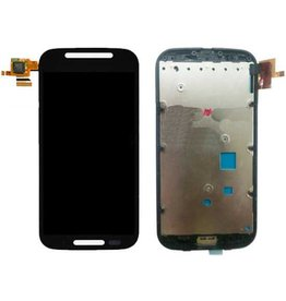 Motorola Moto E XT1021 - Origineel Scherm + LCD display (zwart)