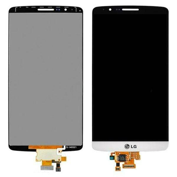LG G3 (D855) - Scherm + LCD display Module met Frame