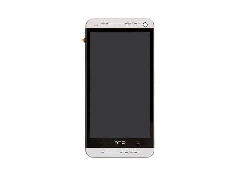 HTC One M7 (801e) | Scherm + LCD Display incl. Frame