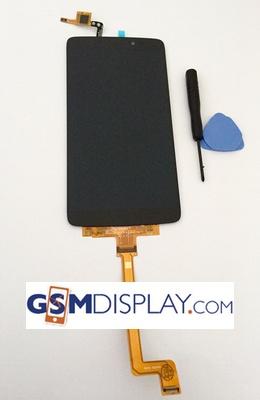 Alcatel Pop Star 5 (5022D) - Scherm en LCD display