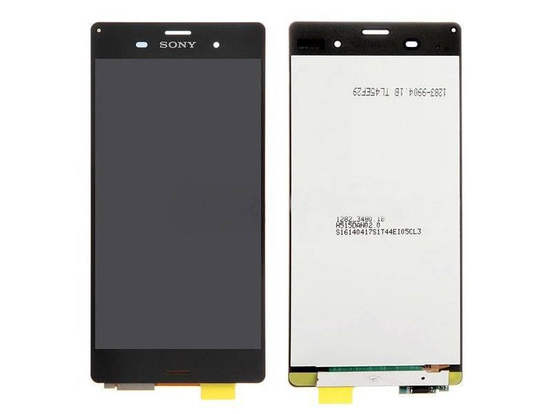 Sony Xperia Z3 D6603 - Scherm + LCD Display Module met Frame