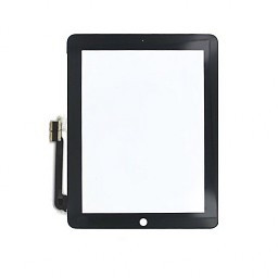 Apple iPad 4: Scherm (glas en touch)A +