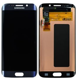 Samsung LCD Touchscreen - Black, Galaxy S6 Edge; SM-G925