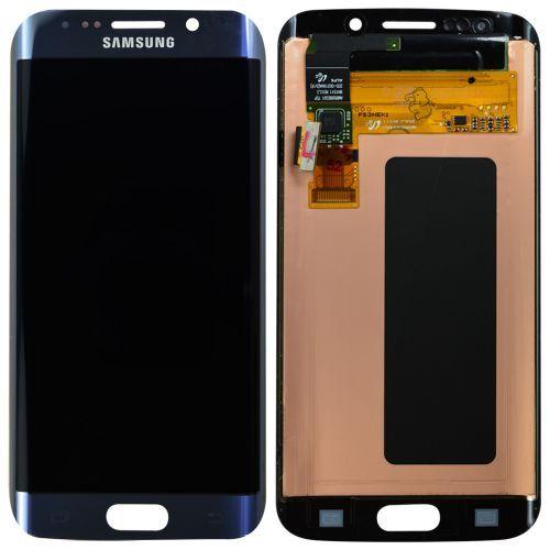 Samsung LCD Touchscreen - Black, Galaxy S6 Edge; SM-G925