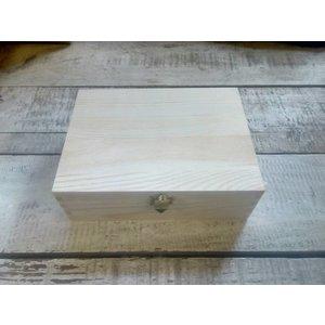 Theekist graveren 6 vaks graveren / bedrukken