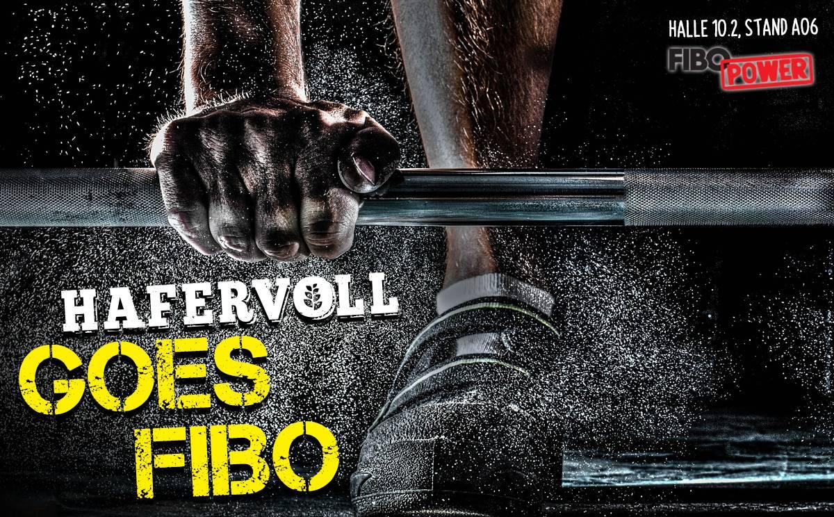 HAFERVOLLE POWER AUF DER FIBO 2016
