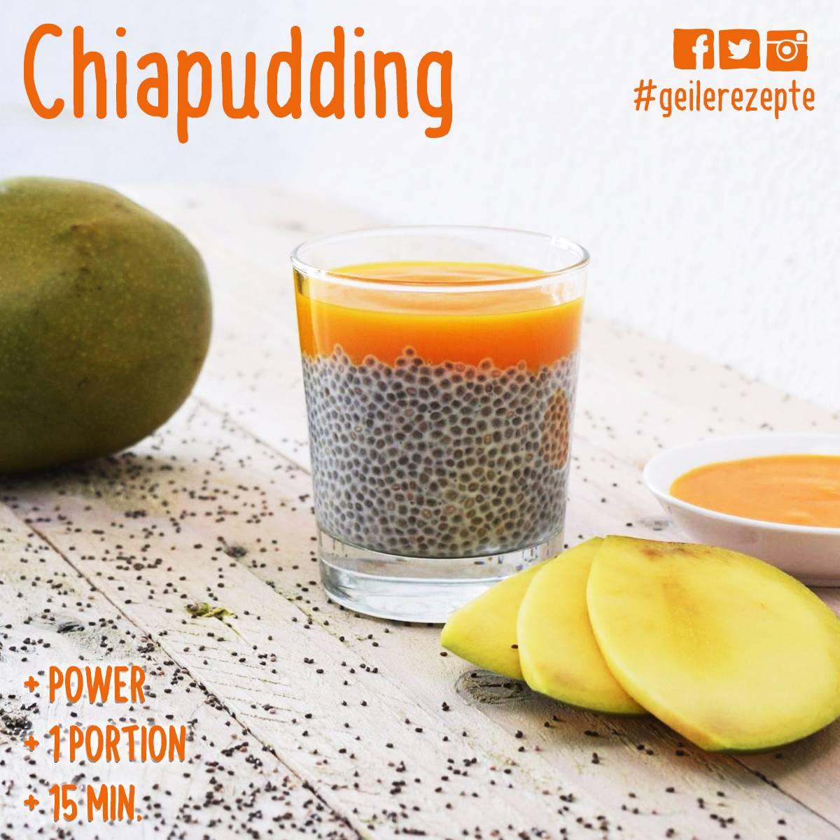 #geilerezepte: Chiapudding