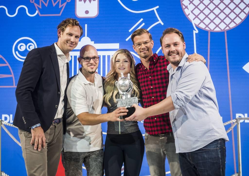 HAFERVOLL gewinnt den SevenVentures Pitch Day von ProSiebenSat.1