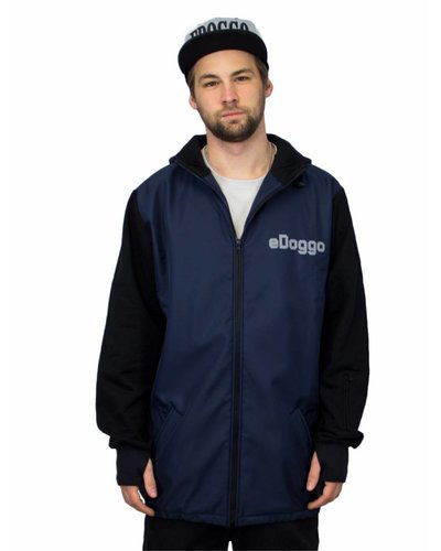 eDoggo Softshell Jacket navy blue