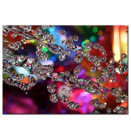 Kleurrijke druppels