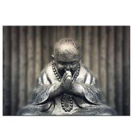 Schilderij Boeddha Groet