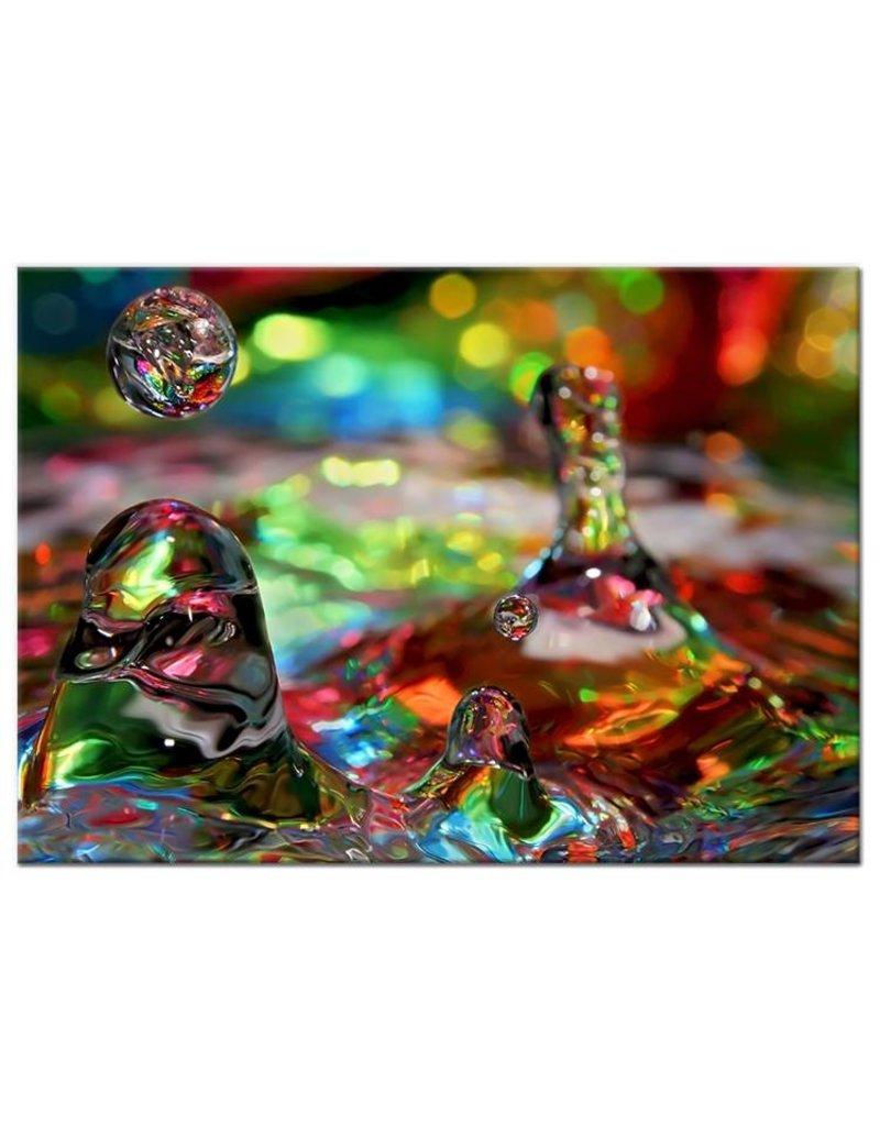 Foto schilderij druppel op canvas my little gallery - Moderne kamer volwassen schilderij ...