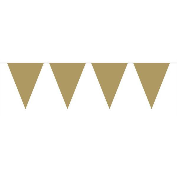 Algemeen vlaggenlijn goud cosmos events for Feestversiering goud
