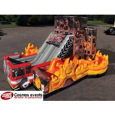 Fire Rescue stormbaan 12x9m