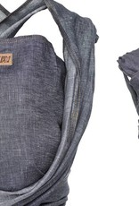 By Kay Woven Wrap Deluxe Dark Jeans