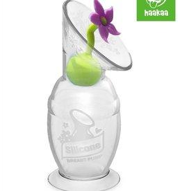 Haakaa Stop paars bloemetje