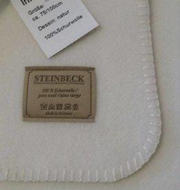 Steinbeck  Wollen baby deken Inn