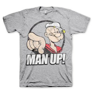 Popeye Man up! T-Shirt