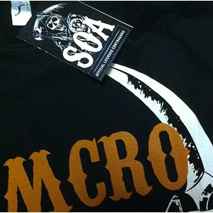 Sons of Anarchy Samcro Est. 1967 T-Shirt