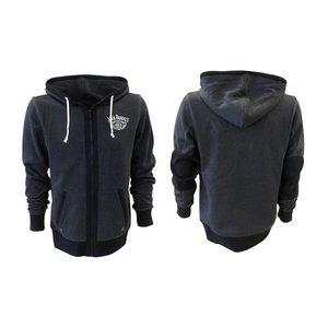 Jack Daniel's Hooded Sweater met rits