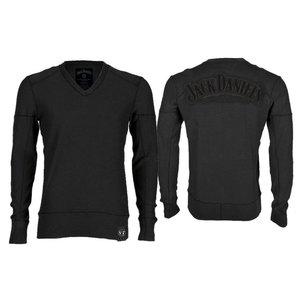 Jack Daniel's Black Logo Sweater