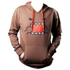Domo-Kun Hooded Sweater