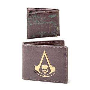 Assassin's Creed Skull Crest Logo Wallet