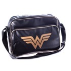 Wonder Woman Logo Shoulder Bag