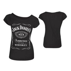 Jack Daniel's Classic Logo dames T-Shirt