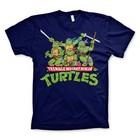 Teenage Mutant Ninja Turtles T-shirt Retro Logo